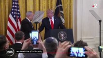 Paix au Proche-Orient : Israël approuve le plan américain