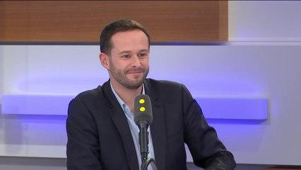 """Municipales à Paris : Cédric Villani """"a fait un pas"""" pour David Belliard, il faut """"travailler sur les convergences au sein de coalition pour le climat"""""""