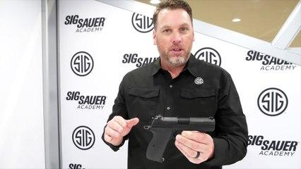 SIG Sauer P210 Carry: New Handguns