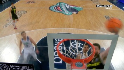 Klassen part au dunk ! - Basketball CL