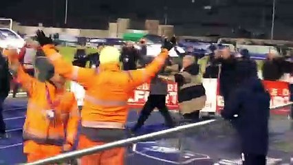 Belfort - Montpellier (Coupe de France) : la délivrance en fin de match