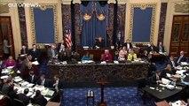 Llega el turno de la defensa de Donald Trump para el 'impeachment'