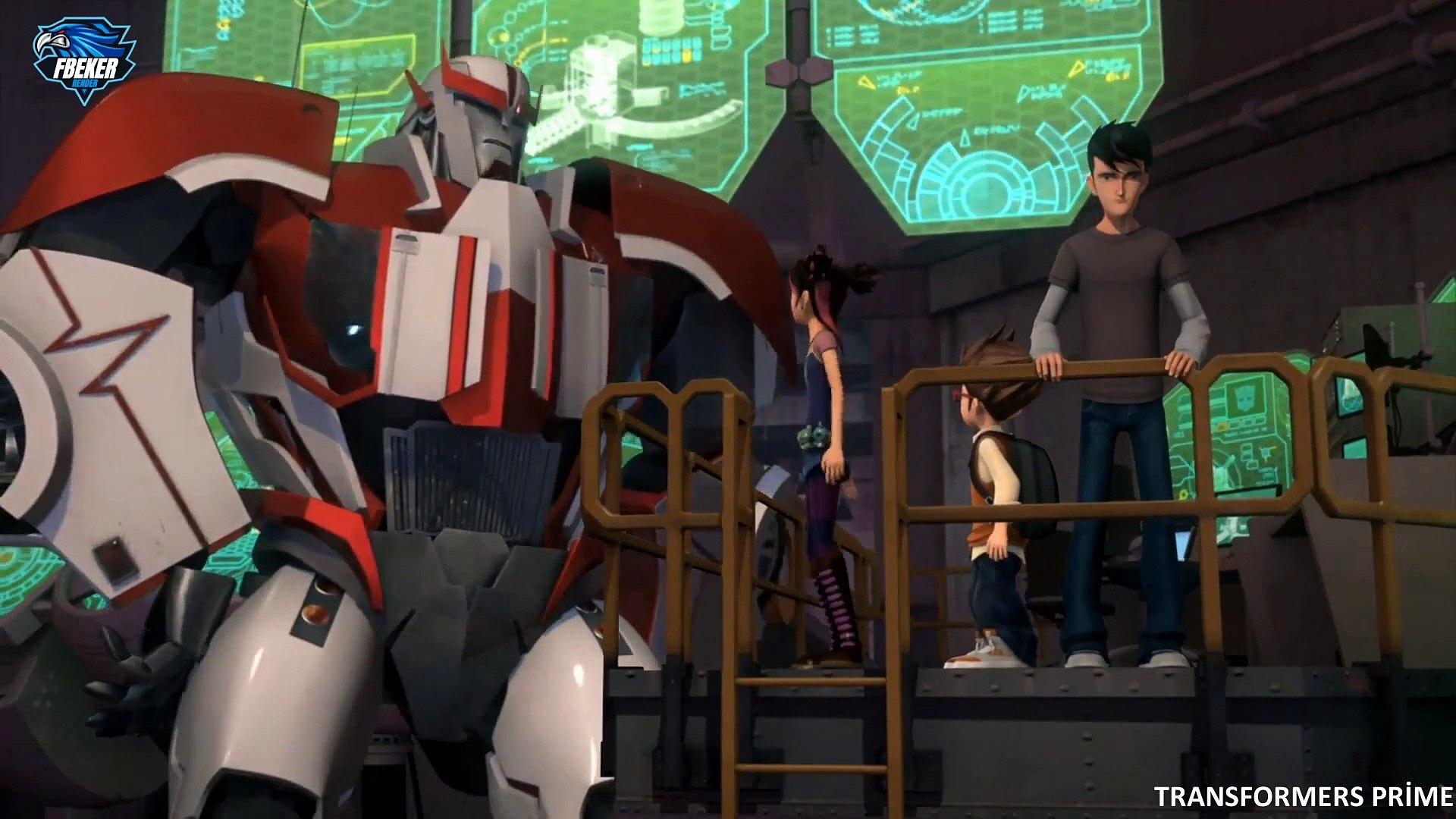 Transformers Prime 2.Bölüm Fulll Hd