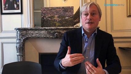 Municipales 2020 : Laurent Hénart veut que les habitants choisissent leur centre-ville piéton