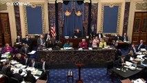 Accusation contre Trump bouclée au Sénat