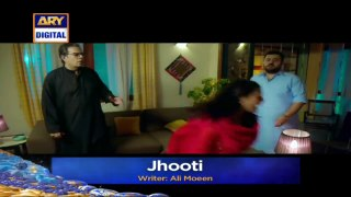 New Drama Serial 'Jhooti' Starting From 1st February 2020 at 8_00 - ARY Digital