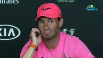 "Open d'Australie 2020 - Does Rafael Nadal like Nick Kyrgios? : ""I don't know... !"""