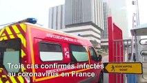 """""""C'est comme la grippe"""": à Paris, le coronavirus n'inquiète pas outre mesure"""