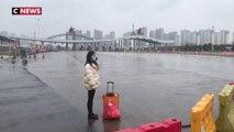 Wuhan : une ville coupée du monde