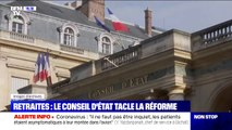 Retraites: pourquoi le Conseil d'État tacle la réforme