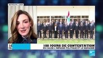 """Sara El-Yafi sur France 24: """"Le nouveau gouvernement est probablement voué à l'échec"""""""