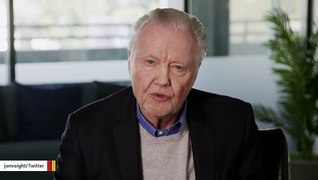 Jon Voight Calls For 'Highest Prayers' For Trump As Impeachment Trial Wages On