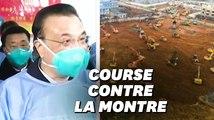 Les trois patients atteints du coronavirus en France vont bien