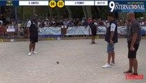 Finale CORTES vs PERRET à Draguignan