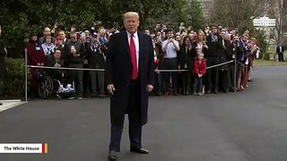 Trump Attacks Schiff, Schumer, Pelosi In Saturday Morning Tweet