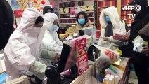 Coronavirus: quarantined residents of Wuhan fill the pharmacies