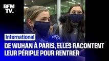 """""""On a tout laissé."""" De Wuhan à Paris, ces étudiantes françaises témoignent de leur périple pour rentrer"""
