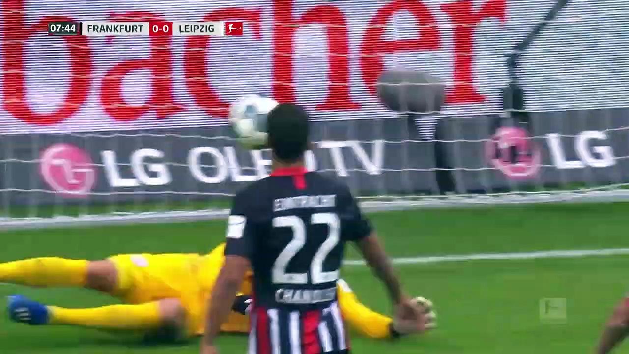 Eintracht Frankfurt - RB Leipzig (2-0) - Maç Özeti - Bundesliga 2019/20