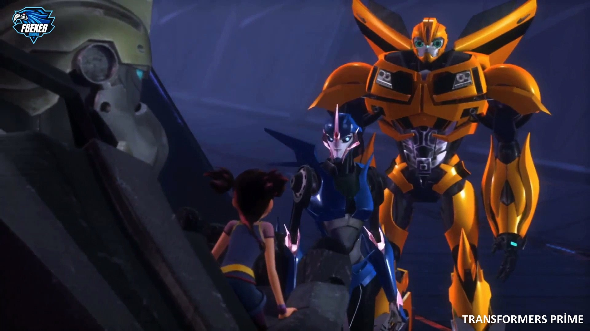 Transformers Prime 4.Bölüm Full Hd