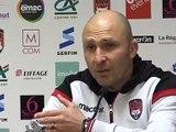 """Pierre Mignoni : """"On méritait de gagner ce match"""""""