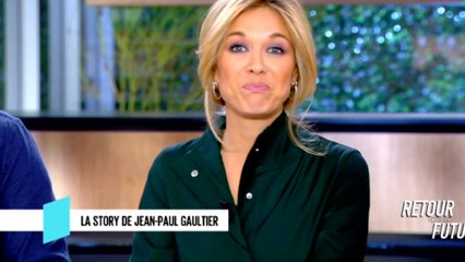 Retour vers le futur - La story de Jean-Paul Gaultier - C l'hebdo - 25/01/2020
