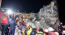 Depremin ardından Elazığ ve Malatya'da 73 bina yıkıldı