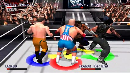 WWE Smackdown 2 - Chris Benoit season #18