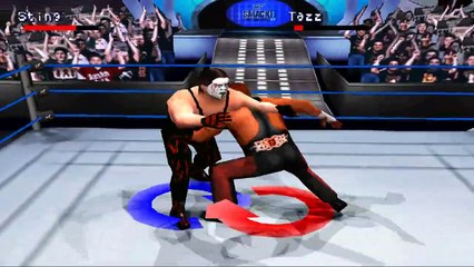 WWE Smackdown 2 - Sting season