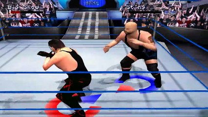 WWE Smackdown 2 - Sting season #2