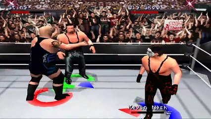 WWE Smackdown 2 - Sting season #3