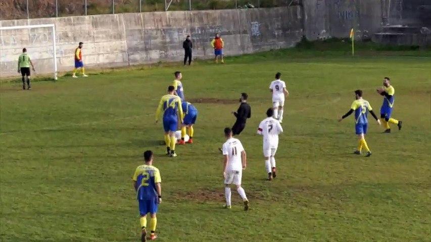 Nίκη Αγ. Παρασκευής-Καλύβια 1-0