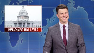 Weekend Update: Impeachment Trial Begins
