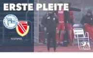 Erster Dämpfer für Energie Cottbus und Abt | Hertha 03 Zehlendorf - Energie Cottbus (Testspiel)