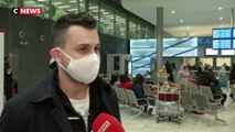 Coronavirus : A Roissy, une équipe médicale pour contrôler les voyageurs venant de Chine
