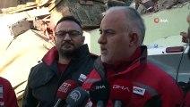 Kızılay Başkanı Kınık: '200 profesyonel Kızılaycı, 100'ü aşkında gönüllü hem Malatya'da hemde Elazığ'da çalışmalarını sürdürüyor'