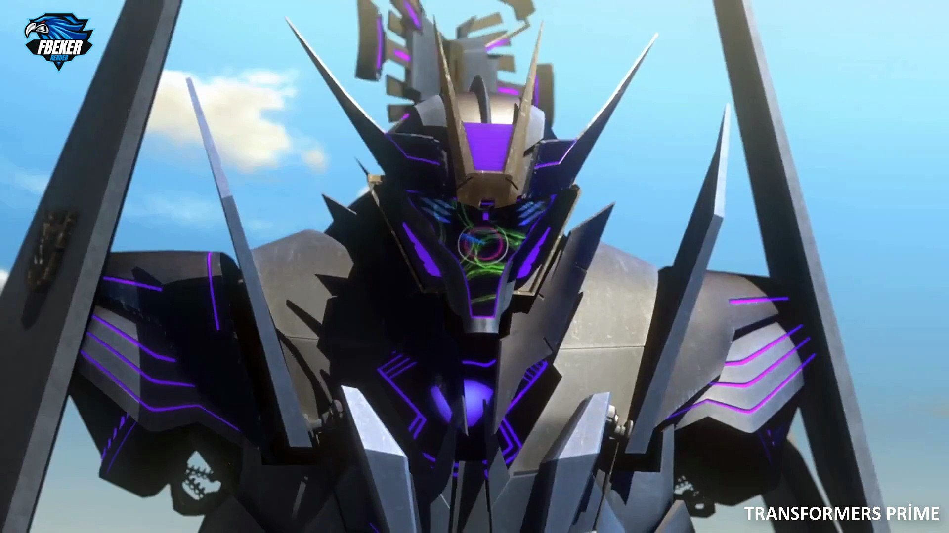 Transformers Prime 6.Bölüm Full Hd
