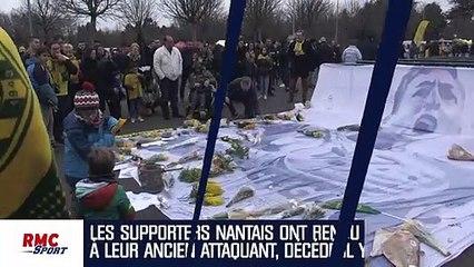 Nantes : Le bel hommage des supporters à Sala