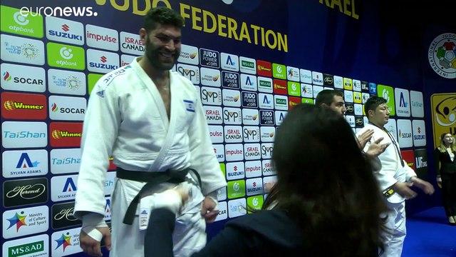 جودو؛ روز طلایی ورزشکاران اسرائیلی در گرند پری تل آویو