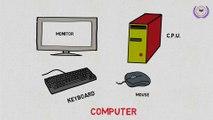 parts of computer   parts of computer in hindi 2020   basic of computer   basic knowledge of computer