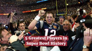 The Players That Have Defined The Super Bowl