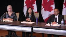Canadian officials say coronavirus patient showed mild symptoms on flight