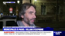 """""""Ma campagne continue."""" Cédric Villani annonce qu'il maintient sa candidature à la mairie de Paris"""