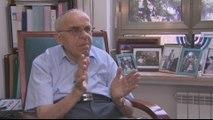Auschwitz survivor recounts horror 75 years after liberation