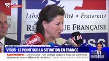 """Coronavirus: Agnès Buzyn estime """"totalement inutile"""" le port de masque pour les non-contaminés"""
