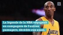 Kobe Bryant, star de la NBA, est décédé dans un accident d'hélicoptère