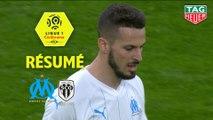 Olympique de Marseille - Angers SCO (0-0)  - Résumé - (OM-SCO) / 2019-20