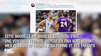 Mort de Bryant : Les nombreux hommages des basketteurs