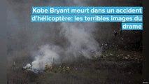 Kobe Bryant meurt dans un accident d'hélicoptère: les terribles images du drame