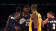 LeBron hails Kobe after point-scoring feat