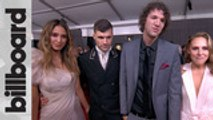 for KING & COUNTRY Reveal Unique Way Dolly Parton Collaboration Began | Grammys 2020